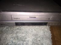 Toshiba vhs player