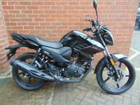 2018 Yamaha YS125 - PRE REGISTERED DELIVERY MILEAGE