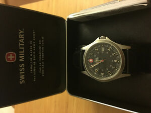 Swiss Military Watch Soldier