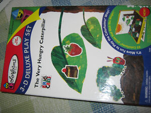 """Eric Carle Game """"The Very Hungry Caterpillar"""" and playset St. John's Newfoundland image 4"""