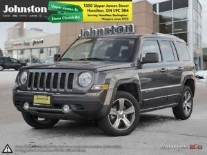 2017 Jeep Patriot High Altitude  - Certified - $145.72 B/W