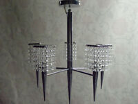 Glamorous Assortment of Contemporary Beaded Fixtures by Bazz