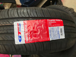 4 Brand New Car Tires