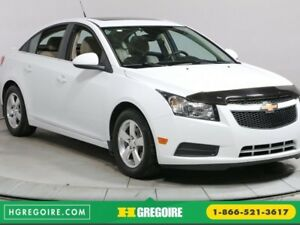 2013 Chevrolet Cruze LT TURBO A/C CUIR TOIT BLUETOOTH MAGS