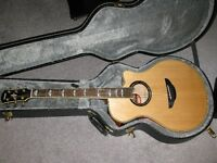 Yamaha APX1000 Electric Guitar and Traynor TVM50A Amp for Sale