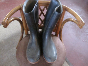 Men's rubber boots-STRATHROY