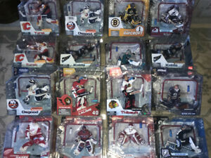 Offers. Sealed Mcfarlane NHL Figures & Team Canada Bobble Heads