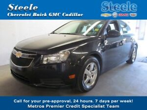 2014 Chevrolet CRUZE 2LT Leather & Sunroof !!!