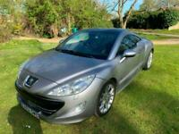 Peugeot rcz showroom condition expect the best unique condition totally A1