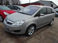 Vauxhall Zafira 1.9CDTi ( 150ps ) 2008MY Elite 5 DOOR 7 SEATER MPV WITH LEATHER