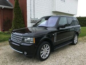 2011 Land Rover Range Rover Super Charged VUS
