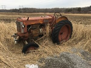 Minneapolis Moline M and M Tractor, Best offer
