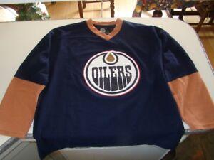 Oilers Shirt Large