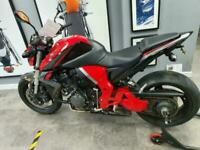 Honda CB1000R with free delivery