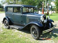 All original, unmolested Model A