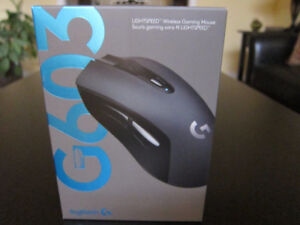 Logitech G603 Lightspeed Wireless Gaming Mouse (New unopened)