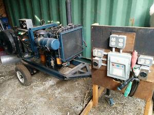 Kubota diesel 10kw generator
