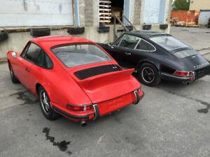 We buy classic Porsche 911 aircooled