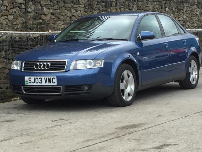Audi A4 1.8 163 2002MY T SE 1.8T TURBO