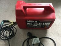 Hilda arc welder