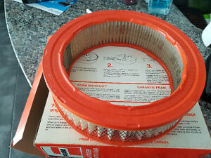 Fram air filter for classic dodge