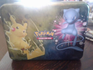 Pokemon deck boxes and other stuff