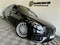 2020 Mercedes-Benz S-CLASS 2.9 S 350 D GRAND EDITION EXECUTIVE 4DR AUTOMATIC Sal