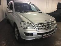 Mercedes-Benz ML280 3.0TD CDI auto Sport,2 keys,full history,12 months MOT,f/s/H