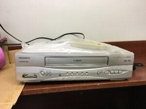 Lecteur cassette VHS
