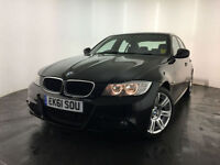 2011 61 BMW 320D M SPORT 184 BHP 1 OWNER BMW SERVICE HISTORY FINANCE PX WELCOME