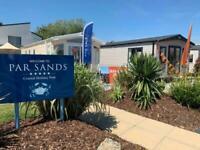 Cheap Static Holiday home Caravan Par Sands Cornwall Fowey Charlestown Beach