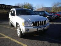 2007 Jeep Grand Cherokee 3.0CRD V6 Auto Limited * FULL HISTORY * FANTASTIC VALUE