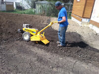 ROTORTILLING - BEST SERVICE!