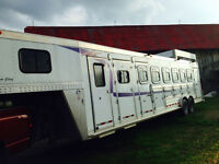 Cherokee super chief 6 horse trailer