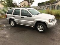 Jeep Grand Cherokee 2004 54 4x4 diesel