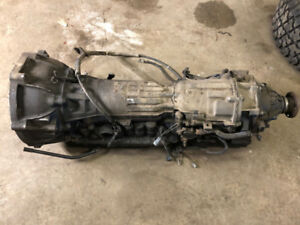 1994 Toyota 3.0 Transmission and transfer case