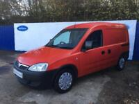 2008 Vauxhall Combo 1.3CDTi 16v 1700 Diesel Van