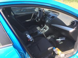 2010 Mazda Mazda3 GT Sedan