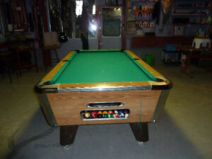 4X8 Bar Box Pool Table