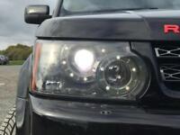2010 LAND ROVER RANGE ROVER SPORT 3.0 TDV6 HSE 5D AUTO 245 BHP DIESEL