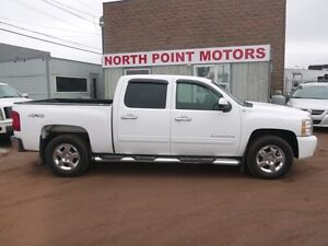 2010 Chevrolet Silverado 1500 W NAV & LEATHER