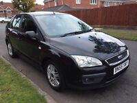 FORD FOCUS GHIA 2006 REGISTERED 5 DOOR HATCHBACK 12 MONTHS MOT