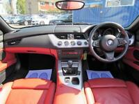 2011 BMW Z4 2.5 SDRIVE 23I M SPORT 2DR ROADSTER PETROL CONVERTIBLE PETROL