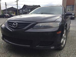 Mazda 6 sport toute équipée