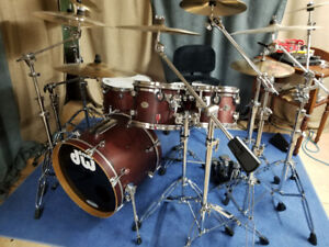 Dw all maple shell 1400