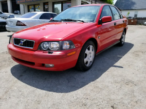 2004 VOLVO S40 1.9 T SAFETY AND E-TESTED