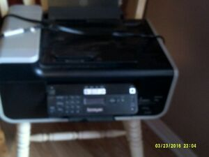 Printer Lexmark all in one
