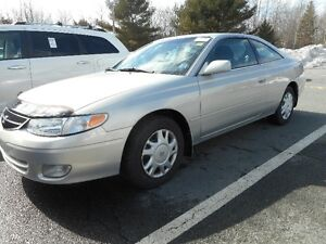 2000 Toyota Solara Coupe (2 door)
