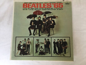 BEATLES 65 ALBUM