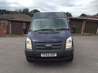 Ford transit 2013 6 speed t350 125 rwd